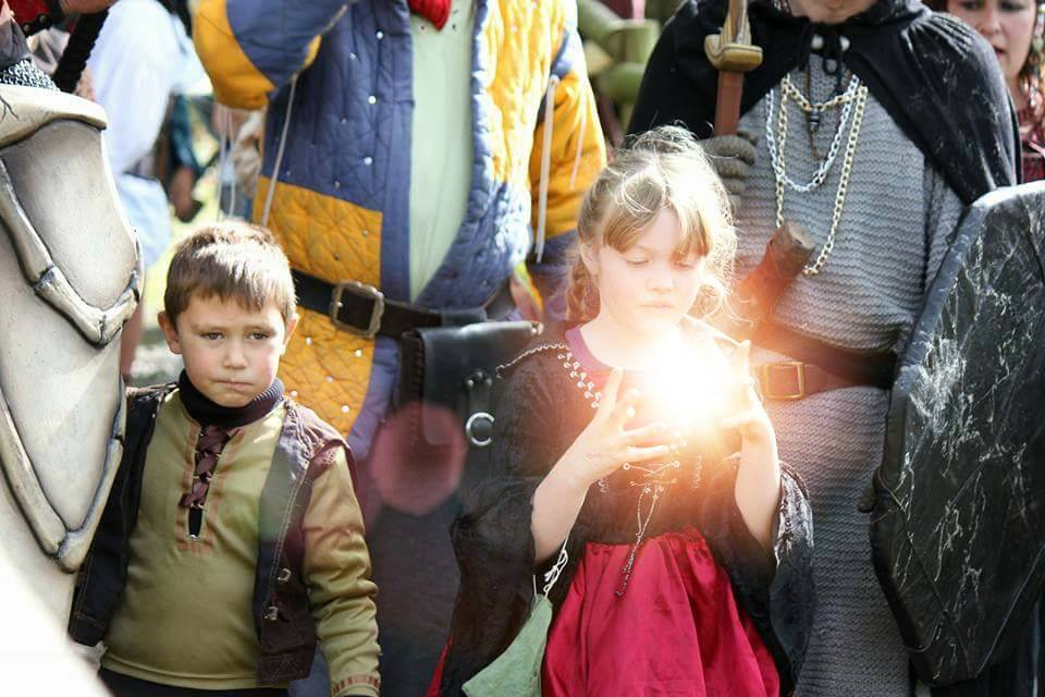 Childrens LARPs - UK